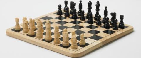 A narrativa e o jogo de xadrez